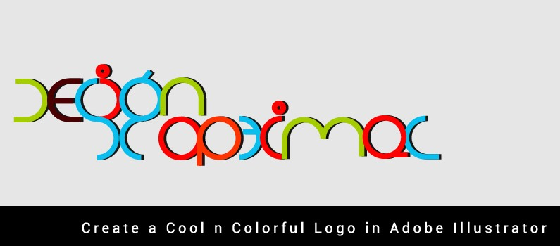 How to Create a Cool and Colorful Logo in Adobe Illustrator