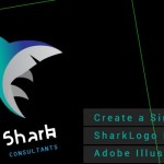 How to Create a Simple and Elegant Shark Logo in Adobe Illustrator
