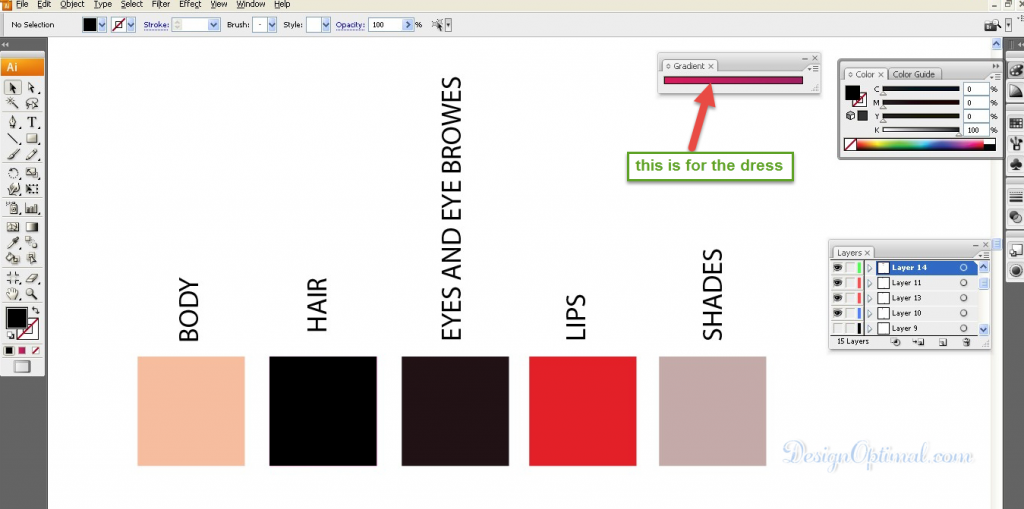 Color palette (click to zoom image)