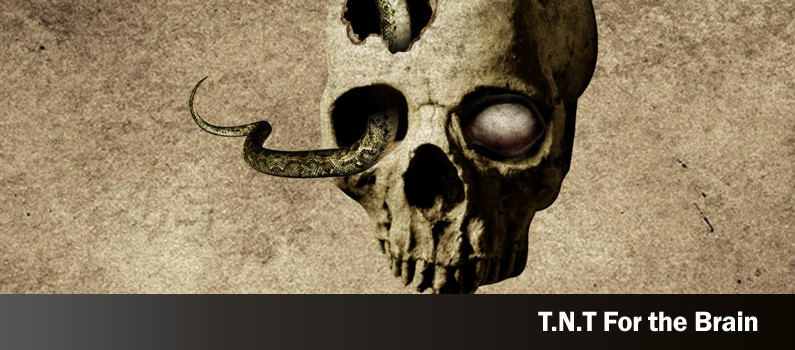 T.N.T for the Brain Dark Photo manipulation in Photoshop