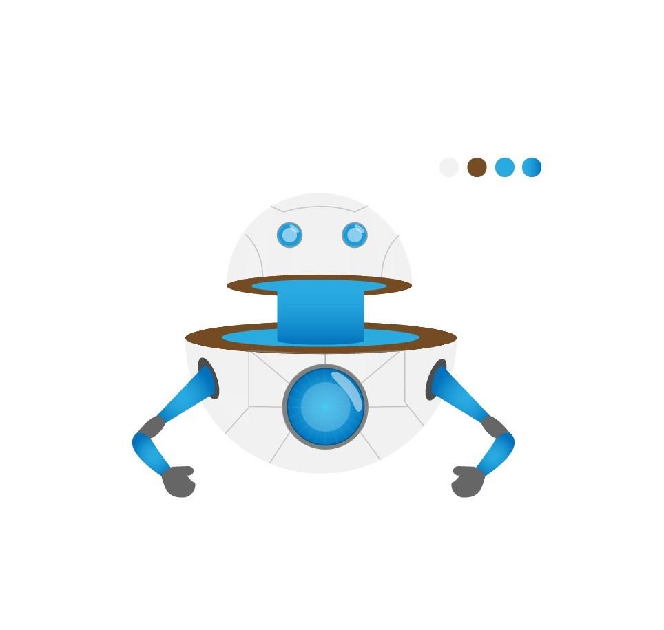 Finalized robot hands