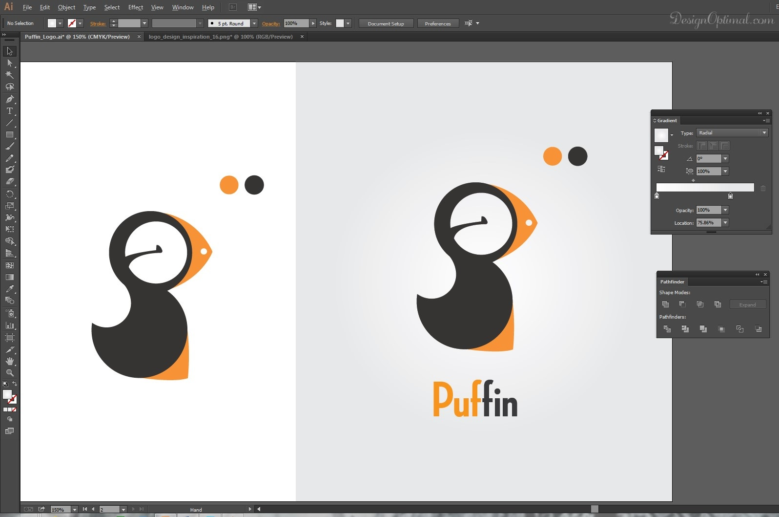 Logo Design From Concept to Finished Product