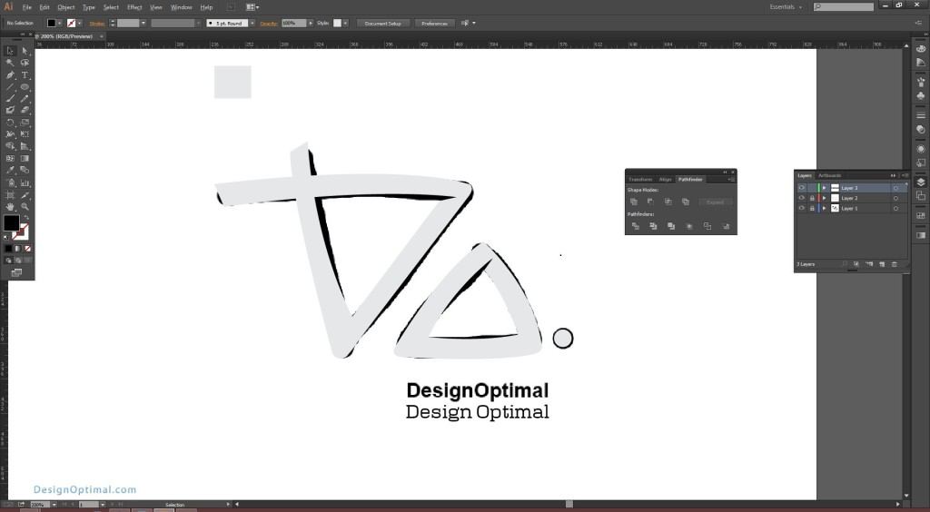Design a Chrome Effect in Photoshop steps - 2.9