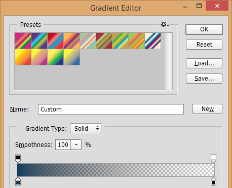Design a Chrome Effect in Photoshop steps - 7.2