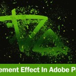 How to Create a Displacement Effect using Photoshop