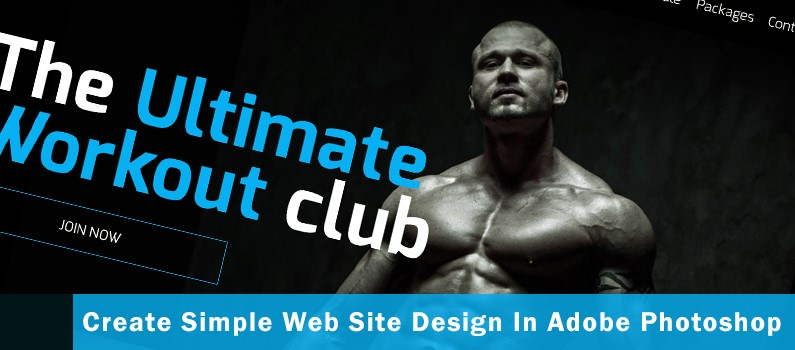 How to Cretae a Simple Web Site steps -  featured